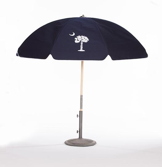 Palmetto Beach Umbrella Lack S Outdoor Furniture